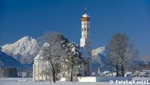 Bildergalerie Winter in Deutschland