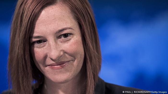 Дженнифер Псаки - будущий пресс-секретарь Белого дома