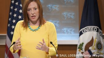 Jen Psaki Sprecherin US Außenministerium