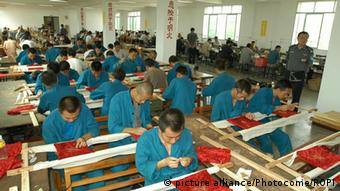 China Arbeitslager 2003