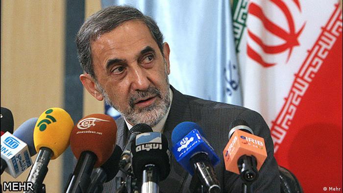 علی اکبر ولایتی، مشاور امور بینالملل علی خامنهای، رهبر جمهوری اسلامی
