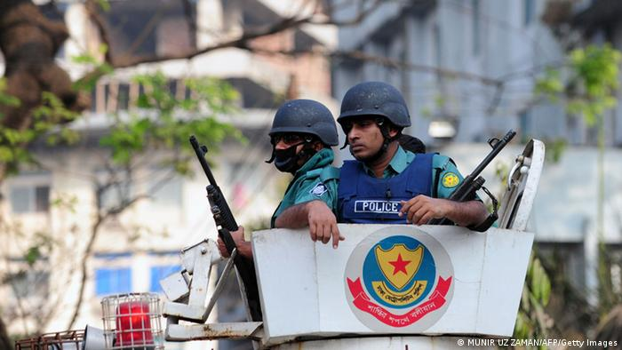 Bangladesch Ausschreitungen vor den Wahlen 29. Dez. 2013