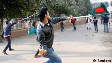 Bangladesch Ausschreitungen 29. Dez. 2013