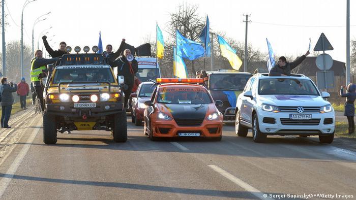 Автомайдан їде до Януковича