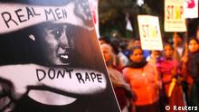 Gedenken Indien Gruppenvergewaltigung Mord 29.12.2013