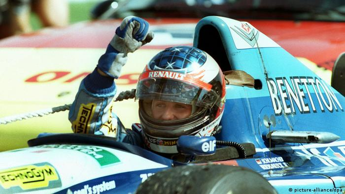 Michael Schumacher 1995