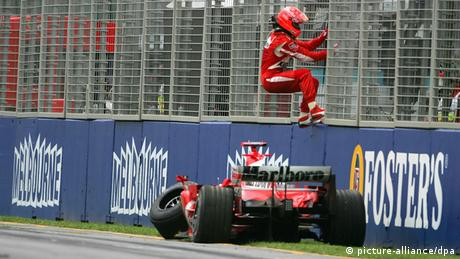 Michael Schumacher Melbourne 2006