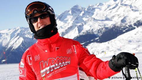 skiunfall michael schumacher 2013