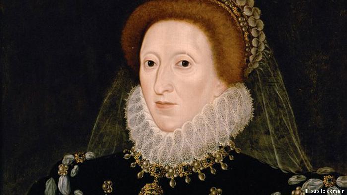Elisabeth I. (public domain)
