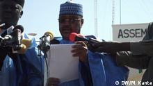 Alhaji Saini Oumarou Oppositionspartei MNSD Nasara im Niger