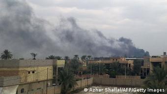 استاندار انبار در مورد فروپاشی امنیت این استان هشدار داده بود