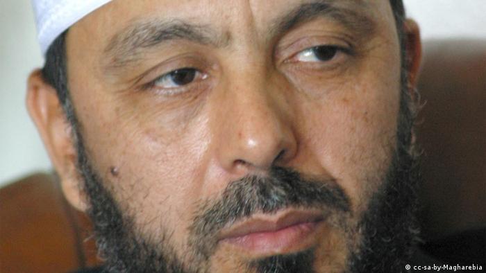 Abdallah Djaballah islamistischer Politiker in Algerien ARCHIV