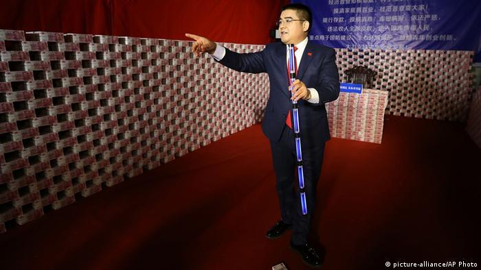 Chen Guangbiao chinesischer Millionär