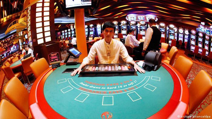 Kasinos in Singapur
