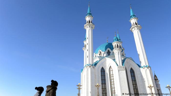 Kazan's Kul Sharif Mosque