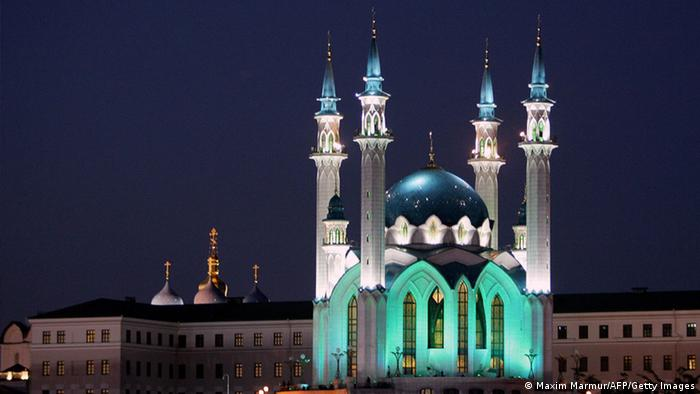 Moschee in Kasan, Russland