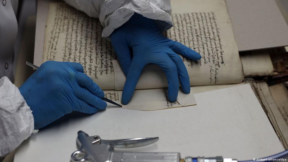 Восстановить поврежденный документ