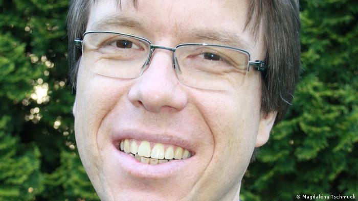 Wirtschaftsprofessor Peter Tschmuck (Foto: Magdaléna Tschmuck)