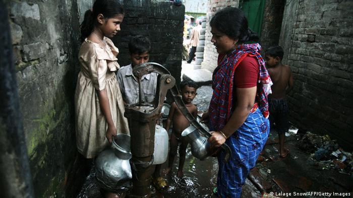 Bildergalerie Bangladesch Hygiene