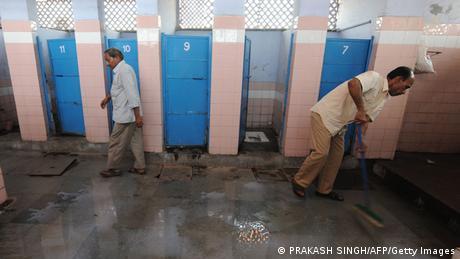 Bildergalerie Indien Hygiene (PRAKASH SINGH/AFP/Getty Images)