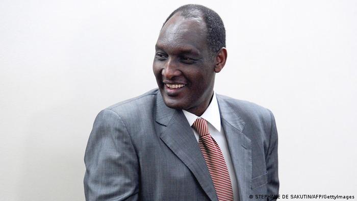 Ruandischer Dissident Faustin Kayumba Nyamwasa (STEPHANE DE SAKUTIN/AFP/GettyImages)