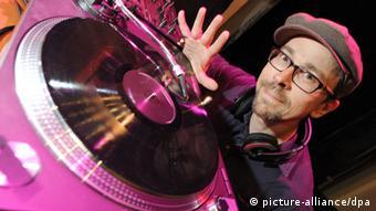 DJ und Autor Hans Nieswandt