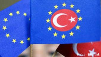 Turkey-EU flag