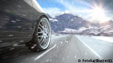 #45859160 - winter road conditions © Shutter81