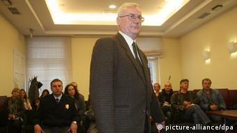 Der kroatische Ex-Geheimdienstchef Josip Perkovic (Foto: EPA)
