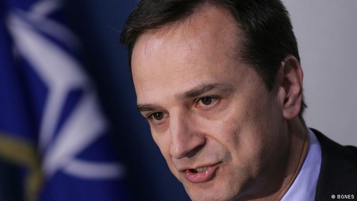 Ради Найденов, българският посланик в Германия