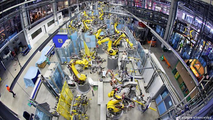 Porscheova nova tvornica u Leipzigu