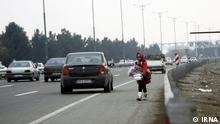 Iran Straßenkinder