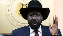 Südsudans Präsident Salva Kiir Mayardit