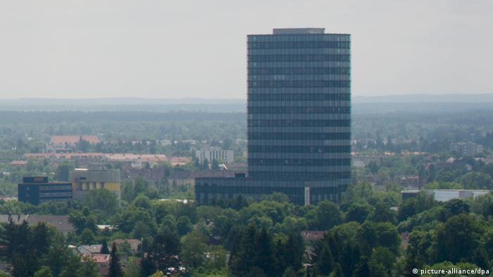 Штаб-квартира Sueddeutsche Zeitung