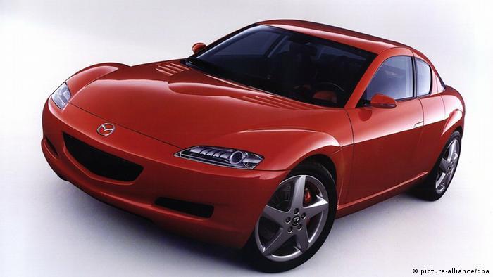 Auto: Mazda RX-8