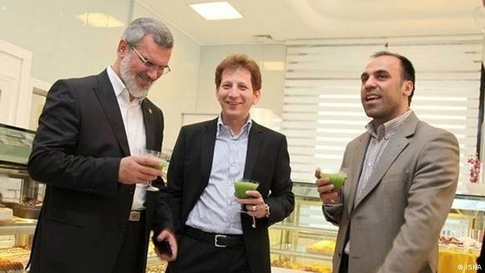 Iran Babak Zanjani