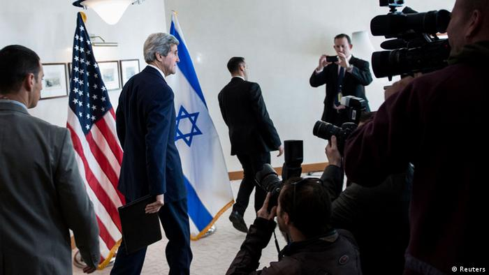 Kerry in Jerusalem