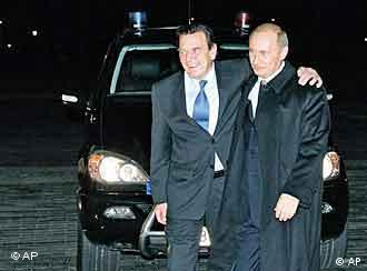 I'll be back, Vladimir