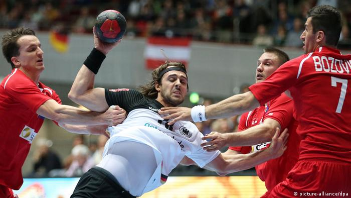 Handball Em 2020 In Drei Landern Sport News Dw 20 09 2014