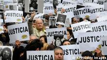 Buenos Aires Gedenken an den Anschlag auf jüdisches Zentrum