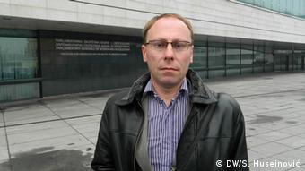 Politički analitičar Almir Terzić