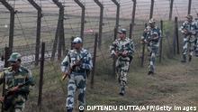 Bangladesch Wahlen 04. Januar 2014 Grenze zu Indien