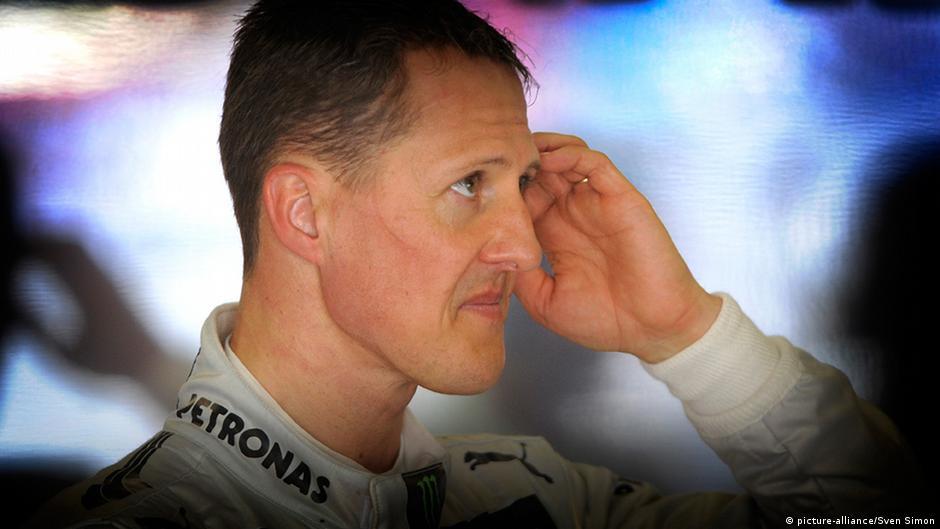 Schumacher ya llegó a Hospital Universitario en Suiza   DW   16.06.2014