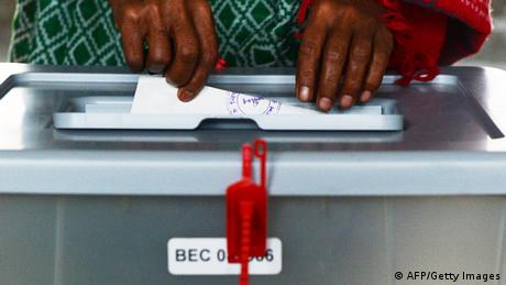 Bangladesch Parlamentswahlen (AFP/Getty Images)