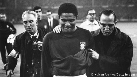 Portugals Fußball-Legende Eusebio ist tot