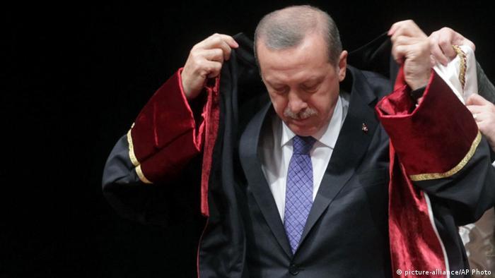 Erdogan Türkei