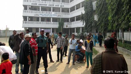 Bangladesch Parlamentswahlen (DW/S. Kumar Dey)