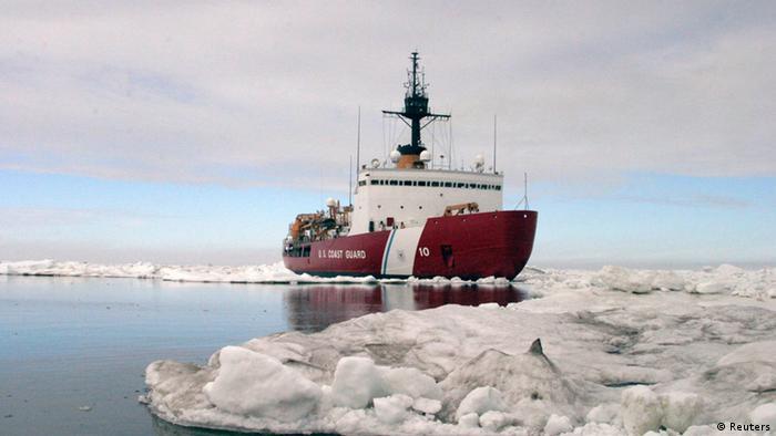 US icebreaker Polar Star.