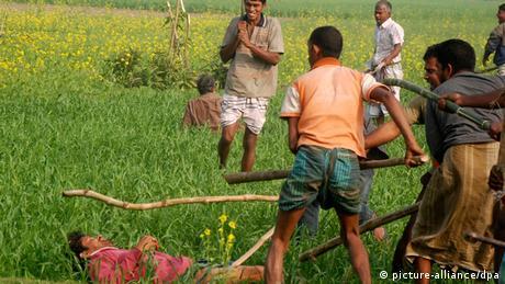 Bangladesch Parlamentswahlen Gewalt in Rajshahi