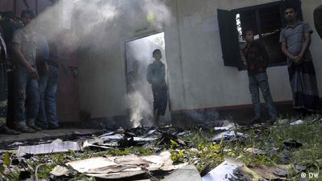 Bangladesch Wahlen 2014 Unruhen